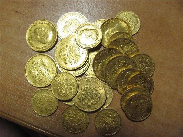 Клад в минске подготовка монет